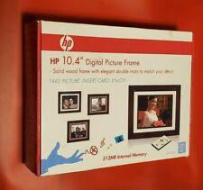 "HP Digital Picture Frame 10.4"" 800 x 600 DF1000A3  New"