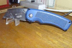 GERBER Edge Tachide Clip/ Folding Utility Knife  W/Quick Release Blade Exchange