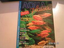 ** Aqua plaisir n°28 Les oursins / Barbus conhonius / Taisho sanshoku