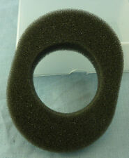 "Pilot Headset Replacement ear cup Foam ""O"" Filter x 2"