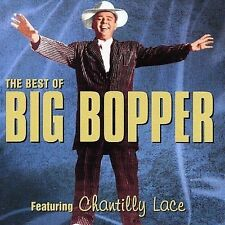 The  Best of Big Bopper by The Big Bopper (CD, Sep-1999, Universal/Spectrum)
