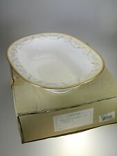 Noritake Marteza Oval Vegetable NEW IN BOX Bone China Japan