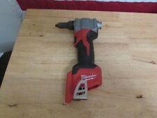 MILWAUKEE 2550-20 M12 Rivet Tool TOOL ONLY 776