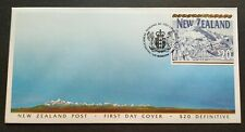 1994 New Zealand High Value $20 Definitive Issue - Mountain Mt Cook 1v Stamp FDC