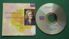 Joan Sutherland Home Sweet Home inc Indian Love Call / Ideale + CD