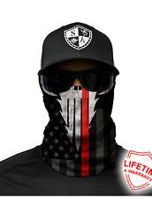 SA FIRE APPRECIATION Face Shield Sun Mask Balaclava Head band Bandanna dorag