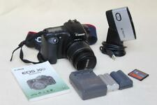 Canon EOS 20D digital SLR camera bundle Body Lens Battery charger card reader