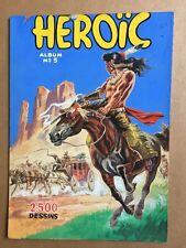 Heroic - Original de Couverture - BE