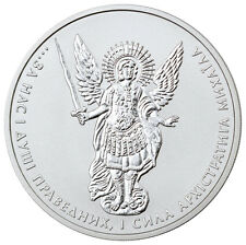 2015 Ukraine 1 oz. Silver Archangel Michael Coin BU SKU46335