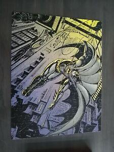 Vintage 1992 Batman Returns Jigsaw Puzzle Complete set 200 piece Golden 5247B