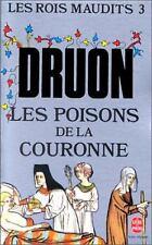 Les Poisons De La Couronne (Rois Maudits) (French Edition) by Druon