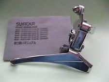 SUNTOUR AC 2000 VINTAGE Umwerfer Derailleur avant Rennrad 28,6 mm NEU