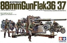Tamiya 1/35 88mm Gun Flak 36/37 # 35017
