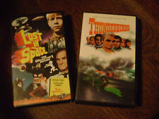Science Fiction Lost In Space , Thunderbirds Videos Billy Mumy