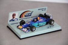 Minichamps 1/43, Sauber Ford C15 H.H. Frentzen Formula 1 #15 No. 3 Red Bull