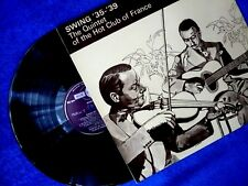 Quintet of the Hot Club of France ' Swing '35-'39 ' - LP. From private collector