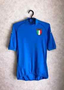 Italy Home football shirt 2000 - 2002 rare kappa jersey