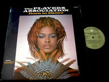 THE PLAYERS ASSOCIATION/BORN TO DANCE/DISCO SOUL/VANGUARD/FRENCH PRESS