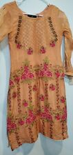 Indian Party wear, Salwar Kameez Suit, Dress - Ready made size small to Medium