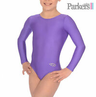 BRAND NEW ZONE RHAPSODY LEOTARD DANCE GYMNASTICS VARIOUS COLOURS SIZE 24-38