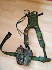 Yoke Main DPM IRR, With pouches, British camo. British Army. NATO?