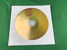 Legend of Zelda 25th Anniversary Symphony Soundrack CD