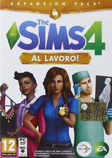 The Sims 4 Al Lavoro!    PC  (ea2)