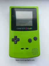 Refurbished Nintendo Lime Green Game Boy Color Console