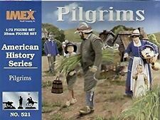IMEX MODELS 1/72 PILGRIMS FIGURE SET 521