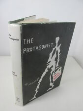 The Protagonist - A Novel by Paul Ritchie 1966 1st edition with jacket
