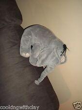 Large Horton Hears A Who Plush Doll Figure Dr Seuss 2008 Macy'S Grey Elephant