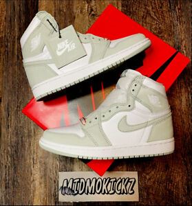 Nike Air Jordan 1 High OG 'Seafoam'sz 11.5womens 10 Men's CD0461-002) ✅in Hand
