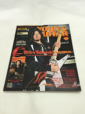 YOUNG GUITAR Magazine 2010 JUL. Printed Japan DVD Regioncode2 LOUDNESS JohnNorum