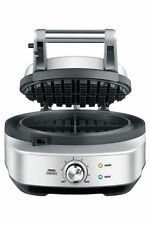 NEW Breville the No-Mess Waffle Maker BWM520BSS