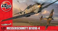 AIRFIX A01008A. Messerschmitt  Bf109E-4. 1/72 scale Plastic Kit