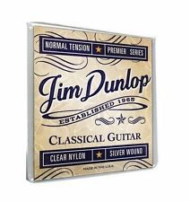 Dunlop DCP8 High Quality Ball End Classical Nylon Guitar Strings - BRAND