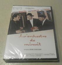 DVD / L'ORCHESTRE DE MINUIT avec GAD ELMALEH..Langue français uniquement