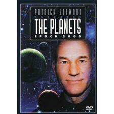 "Patrick Stewart Narrates ""The Planets: Epoch 2000"" (DVD, 2000)"