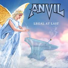 ANVIL - Legal At Last - Digipak-CD - 884860300520