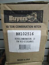 """Buyers Products 10 Ton Hitch Combo w/ 2-5/16"""" Ball BH102516"""