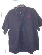 Pizza Hut Restaurant Group Logo Employee Shirt Men's XL Black