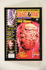L007514 Fangoria Cover Magazine 1992 Trading Card #36 Trading Card Singles Prince Of Darkness Collectibles