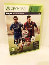 FIFA 15 (Microsoft Xbox 360) Spaß tolle Spiel für alle schneller Versand keine Anleitung