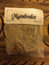 Mandrake cut 1oz (Podophyllum peltatum) Pagan Witchcraft Wiccan Ritual Supply