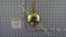 NEW PENDULUM FOR GERMAN MANTEL CLOCK 9 CM LONG