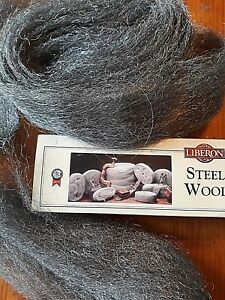 Steel Wire Wool Liberon NEW Top Quality  Various Grade Various Lengths
