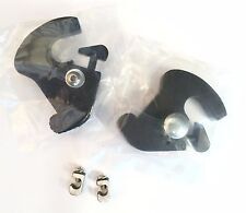Rotary latch Latches Kit with locks for Harley sissy bar luggage rack softail