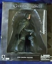 "GAME OF THRONES JON SNOW 8"" FIGURE - NEW IN PACKAGE"