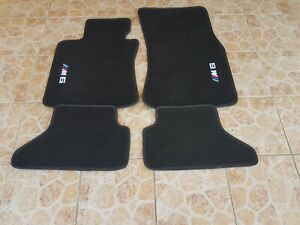 Floor mats Bmw m6 E64 convertibile