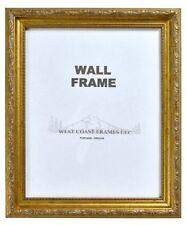 301G Antique Gold Filagree Finish Picture Frame